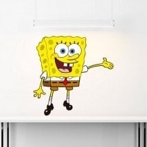 Vinyl sticker SpongeBob