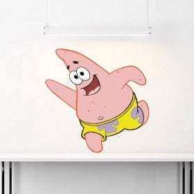 Stickers Patrick star SpongeBob
