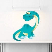 Children's vinyl dinosaur