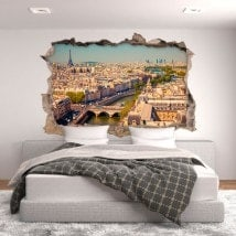 3D vinyl Paris English 5653
