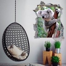 Vinyl 3D Koala