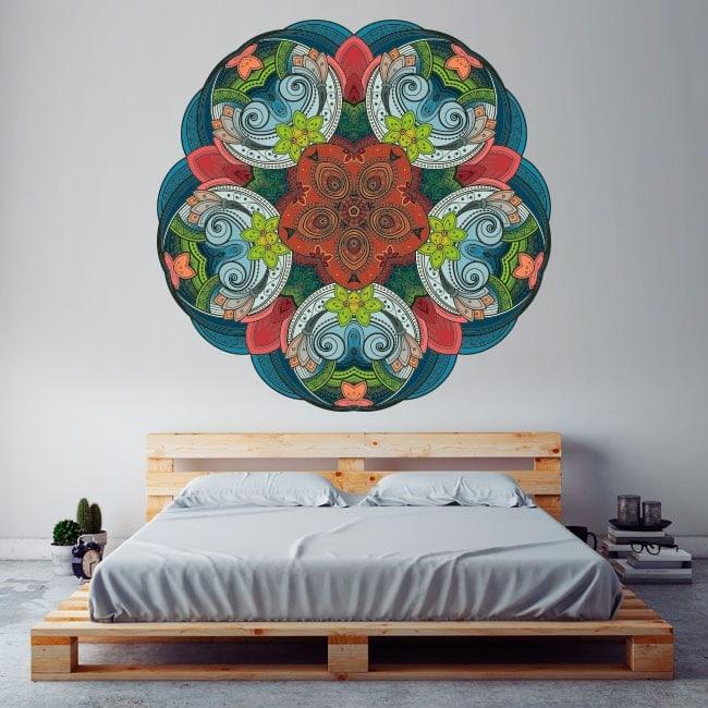 Wall stickers Mandalas