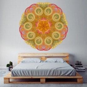 Sticker wall Mandala