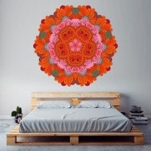 Vinyl Mandalas for walls