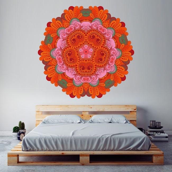 Vinyl Mandalas for walls