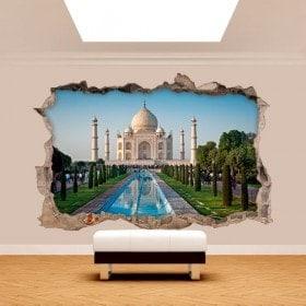 Taj Mahal 3D vinyl