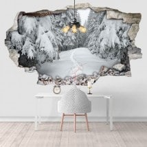 Vinyl 3D Nevada Carpathian Mountains