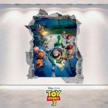 Vinyl children's Toy Story 3