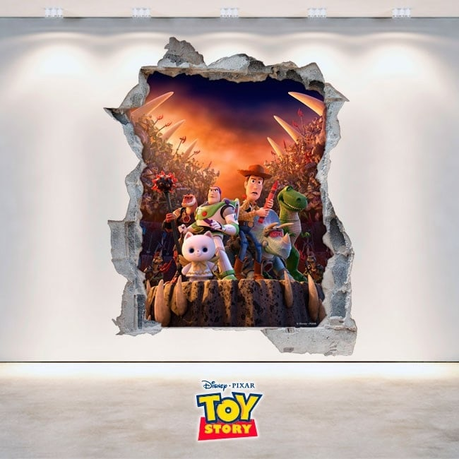 Vinyl children's Toy Story That Time Forgot