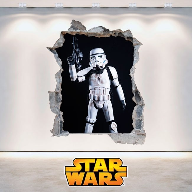 Vinyl Star Wars clone soldiers 3D