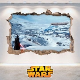 Vinyl wall Star Wars
