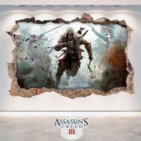 Vinyl 3D Assassin's Creed 3