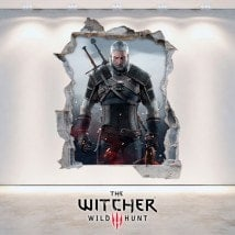 Vinyl 3D The Witcher 3 Wild Hunt