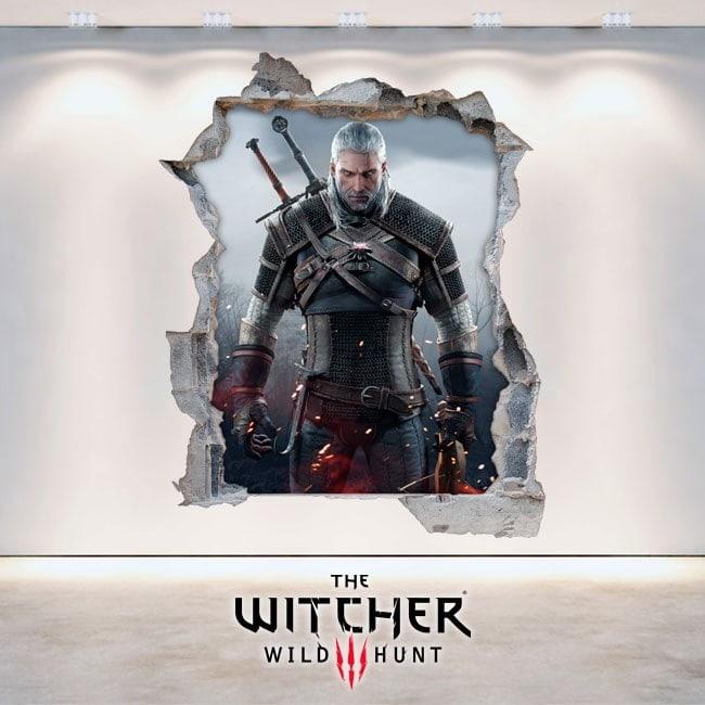 Vinyl 3D The Witcher 3 Wild Hunt