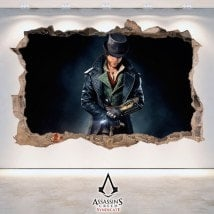 Vinyl 3D Assassin's Creed Syndicate