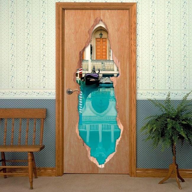 Doors Venice 3D for vinyls