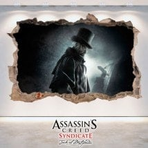 Vinyl 3D Assassin's Creed Syndicate Jack The Ripper
