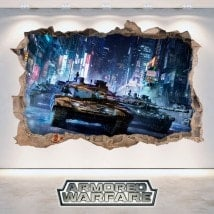 Stickers and vinyl Armored Warfare