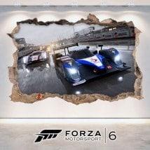 Vinyl 3D Forza Motorsport 6