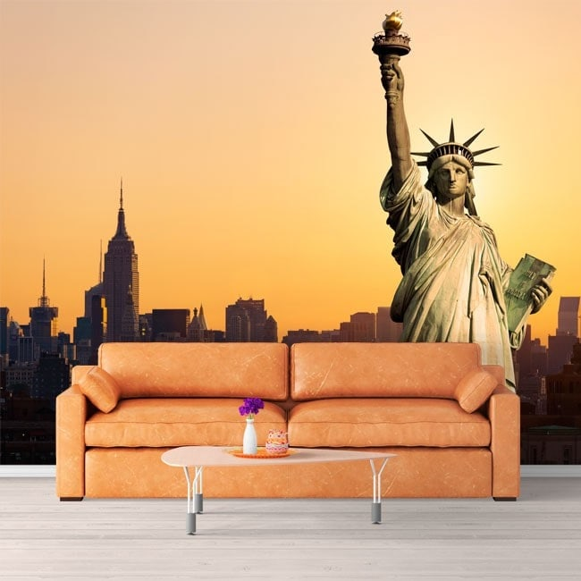 Photo wall murals statue of liberty New York