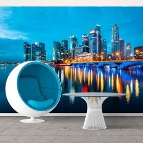 Wall Singapore photo wall murals