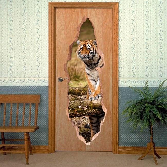 Doors Siberian Tiger for vinyls