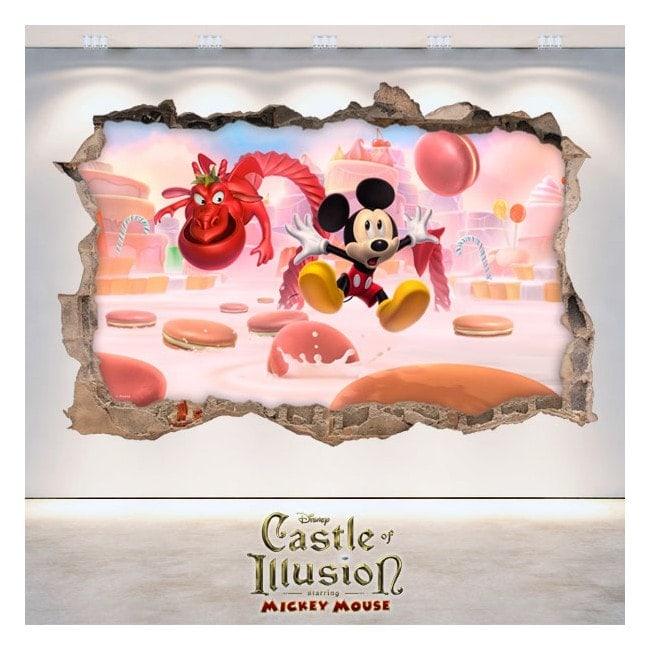 Vinyl children's Castle Of Illusion