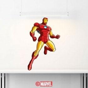 Stickers and vinyl Iron Man