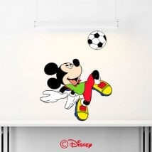 Stickers and vinyl Mickey Mouse English 6351