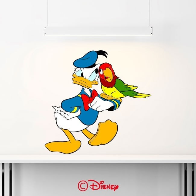 Stickers and vinyl Donald Duck English 6368