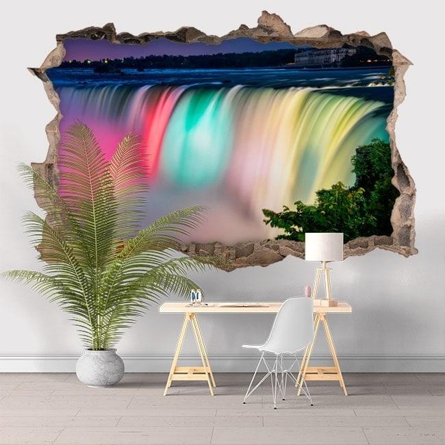 3D vinyl colors Niagara falls