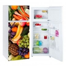 Vinyls for refrigerators and fruit fridges