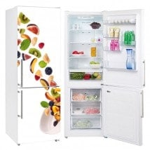 Fruits stickers and vinyl for refrigerators