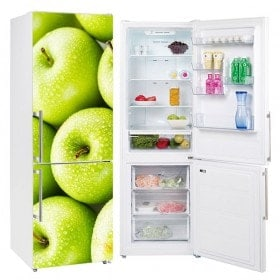 Wall stickers for refrigerator apples