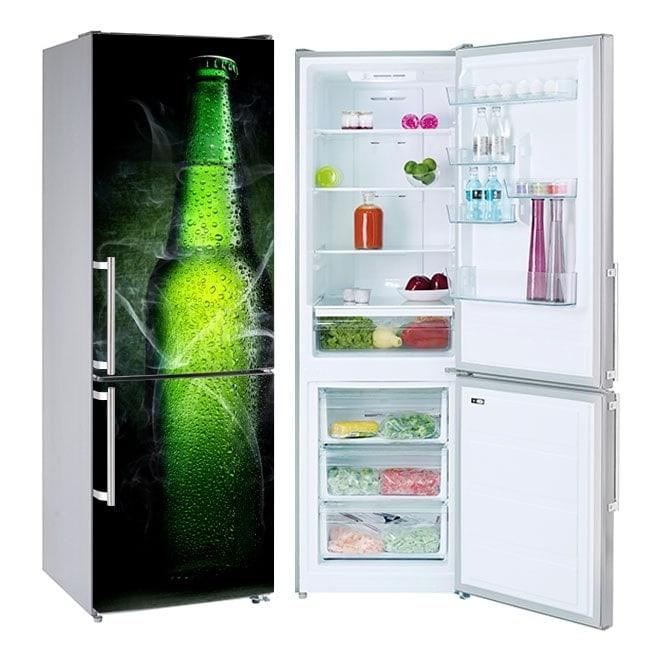Vinyls for refrigerators cold beer