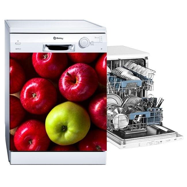 Dishwashers vinyl single unit
