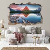 3D vinyls sunset lake Swift Current Canada