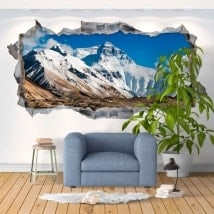 Wall stickers 3d Everest