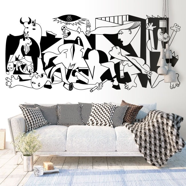 Stickers Guernica Picasso