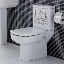 Vinyl for bathrooms the king's armchair
