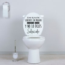 Vinyls for bathrooms aim well