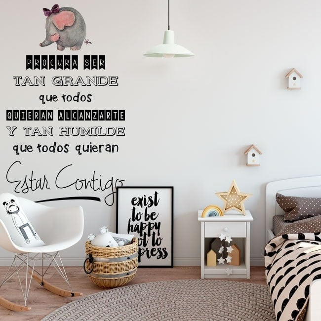 Wall decal motivational phrases