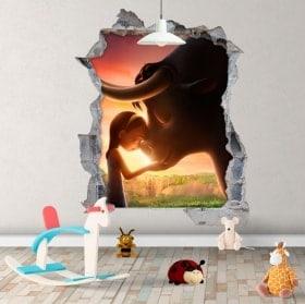 Children's vinyl Ferdinand 3D