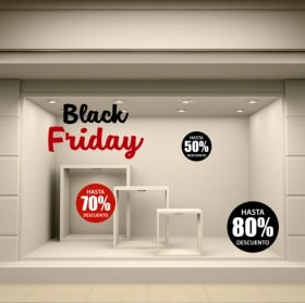 Decorative vinyl black friday