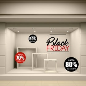 Vinyl stickers black friday