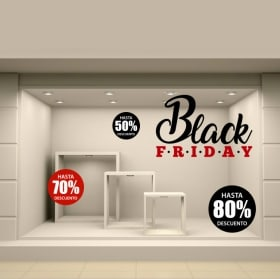Adhesive vinyl black friday