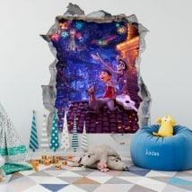 Children's 3D vinyl Disney Pixar Coco