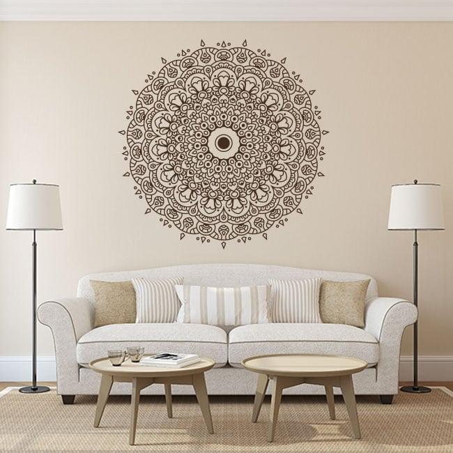 Stickers for walls mandala
