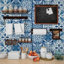Wall decal tiles kitchens and bathrooms