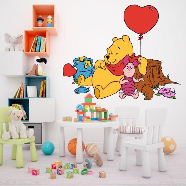 Children's vinyl Winnie The Pooh